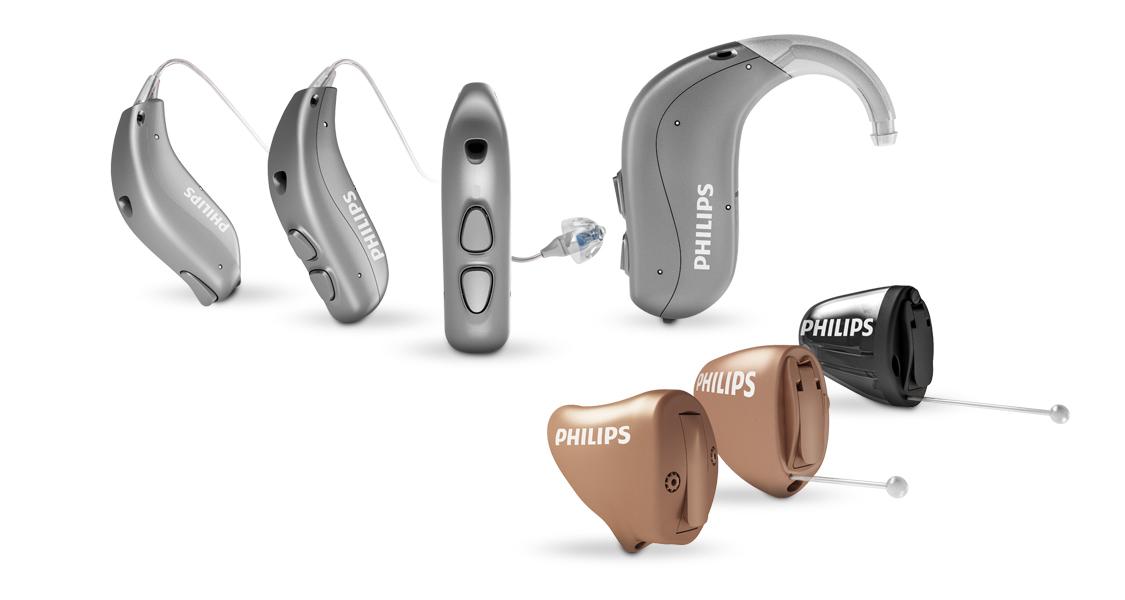 Philips Hörsysteme